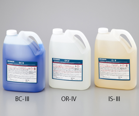 Cleaning Disinfectants